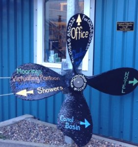 VIC27-propeller-and-sign
